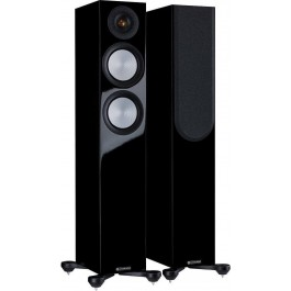 Monitor Audio Ηχείο Δαπέδου Silver 200 7G High Gloss Black