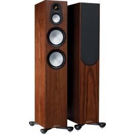 Monitor Audio Ηχείο Δαπέδου Silver 300 7G Natural Walnut
