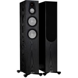 Monitor Audio Ηχείο Δαπέδου Silver 300 7G Black Oak