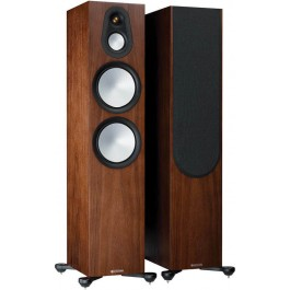 Monitor Audio Ηχείο Δαπέδου Silver 500 7G Natural Walnut