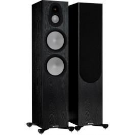 Monitor Audio Ηχείο Δαπέδου Silver 500 7G Black Oak
