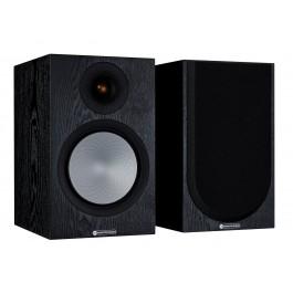 Monitor Audio Ηχείο Βάσης Silver 100 7G Black Oak