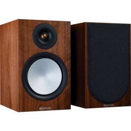 Monitor Audio Ηχείο Βάσης Silver 100 7G Natural Walnut
