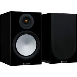 Monitor Audio Ηχείο Βάσης Silver 100 7G High Gloss Black