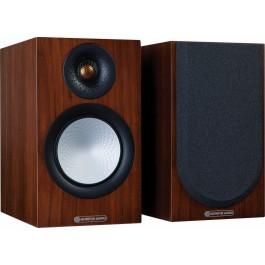 Monitor Audio Ηχείο Βάσης Silver 50 7G Natural Walnut