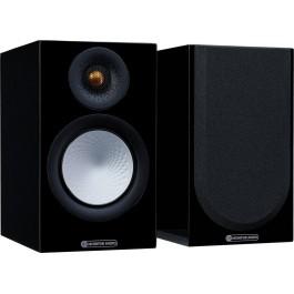 Monitor Audio Ηχείο Βάσης Silver 50 7G High Gloss Black
