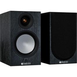 Monitor Audio Ηχείο Βάσης Silver 50 7G Black Oak