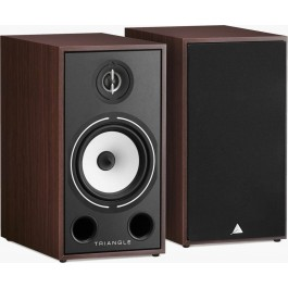 Triangle BR03 Bookself Speakers Walnut