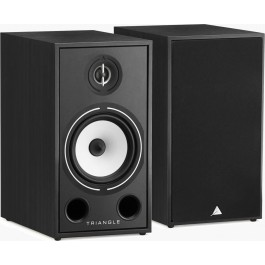 Triangle BR03 Bookself Speakers Black