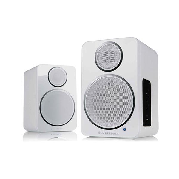 Wharfedale DS-2 Ασύρματο Αυτοενισχυόμενο Ηχείο Bluetooth White