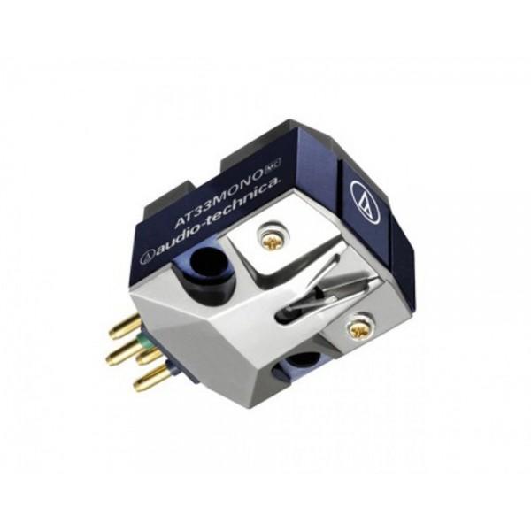 Audio Technica Κεφαλή AT-33 MONO