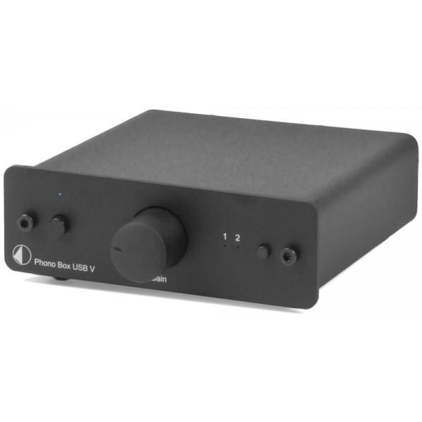 Pro-Ject Προενισχυτής Πικάπ Phono Box USB V Phono Stage