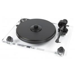 Pro-Ject 2Xperience DC Acryl 9 Evo +2M Silver Phono